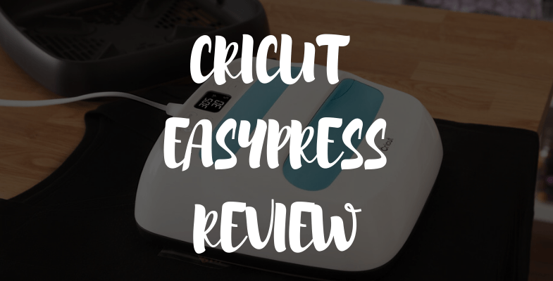 Cricut Easypress Review How Good Is Cricut S Easy Press Machine