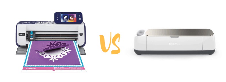 Brother ScanNCut vs Cricut Machines - Which One Reigns Above?