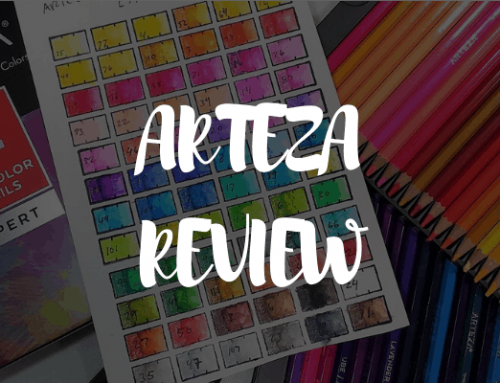 Arteza Art Supply Review
