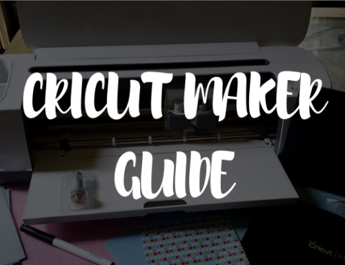 How To Use A Cricut Maker Machine For Beginners