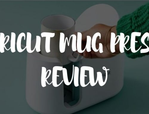 Cricut Mug Press Review